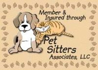 Member And Insured Through Pet Sitters Associates