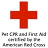 Pet CPR and First Aid Certified By The American Red Cross